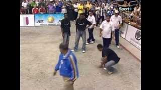 FINALE CHAMPIONNAT DU MONDE PÉTANQUE 2007