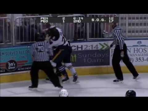Cody Dion vs. Austin McKay