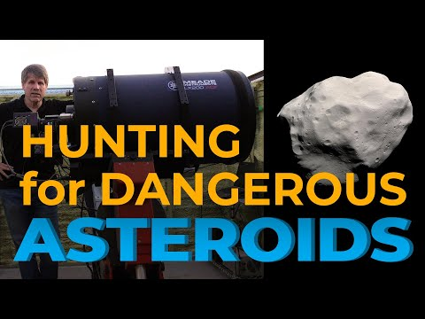 Hunting for Dangerous Asteroids