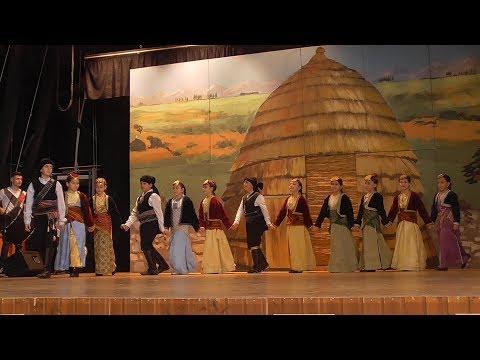 Ποντιακοί χοροί από τα χάταλα του Ποντιακού Πολιτιστικού Συλλόγου Καλλιθέας-Συκεών