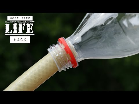 Hose Pipe Life Hack EVERYONE SHOULD KNOW