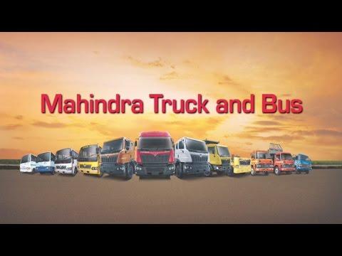 2019 Mahindra Truck and Bus India | Video Review at TrucksDekho.com