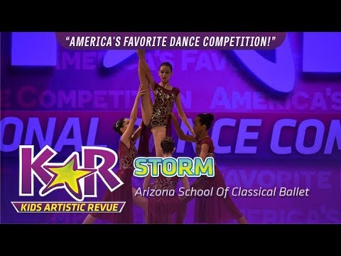 """Storm"" from Arizona School of Classical Ballet"