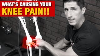 Knee Pain With Exercise (SURPRISING CAUSE and HOW TO FIX IT!)