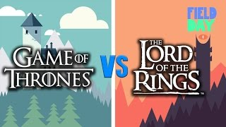 Game of Thrones vs Lord of the Rings | Kurz Gesagt Has A Field Day
