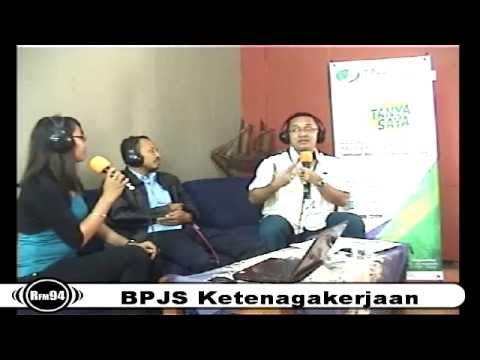 Talkshow Bareng BPJS Ketenagakerjaan Mojokerto