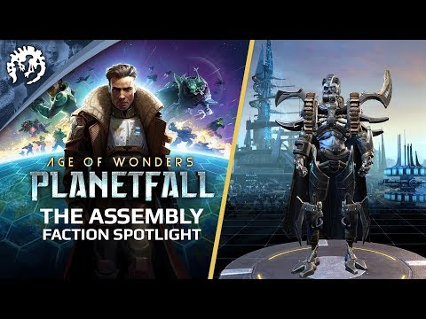 Age of Wonders: Planetfall - Gameplay Faction Spotlight: The Assembly thumbnail