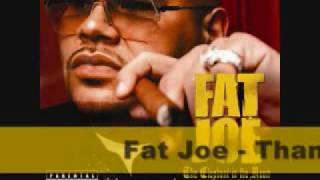 Fat Joe - Thank God For That White (CDQ/NODJ/FULL!!!!!!)