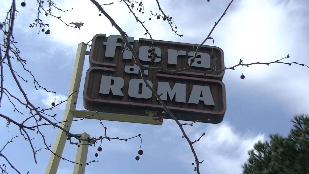 La ex fiera di Roma: una città fantasma tra il traffico