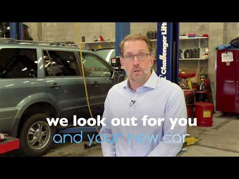 Integrity Automotive Looks Out For You And Your New Vehicle