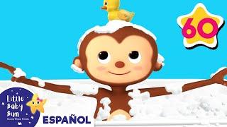 La canción del baño   Y muchas más canciones infantiles   ¡LittleBabyBum!