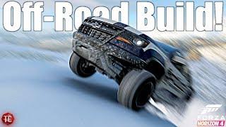 Forza Horizon 4: Chevy Colorado ZR2, FULL Off-Road Build & HOW TO UNLOCK!!