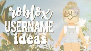 username ideas for roblox - TH-Clip