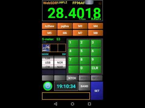 Tutorian Instalacion Pocket HAM bands Transceiver en Android