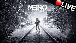 NA ŻYWO - Metro Exodus_(Dalsze losy Artyoma) -Poziom:STALKER- /#2