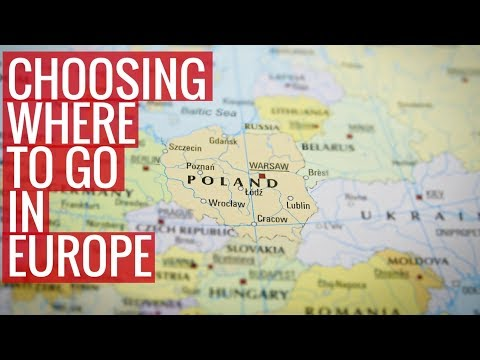 Video How to Choose Where to Go on Your Europe Trip