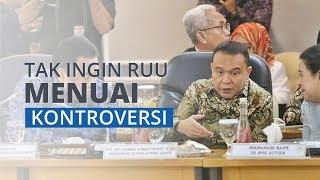 RUU Ketahanan Keluarga, Gerindra: Apakah Itu Tidak Mengganggu Masa Depan