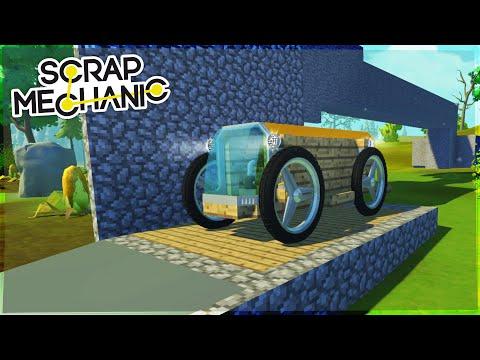 Meșterul Trex - Episodul 681 - Scrap Mechanic