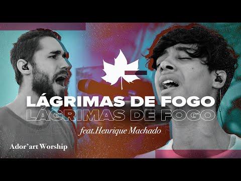 ADT Music Feat. Henrique Machado - Lágrimas de Fogo