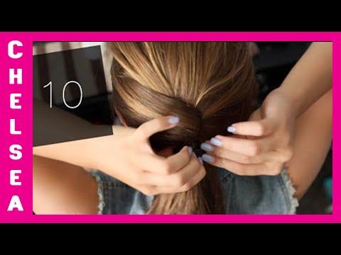 , title : '10 EASY School Hairstyles! Short & Long - Chelsea Crockett'