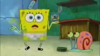 Spongebob and friends singing big balls