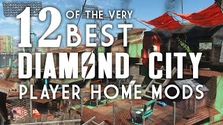 12 of the best Diamond City Player Homes