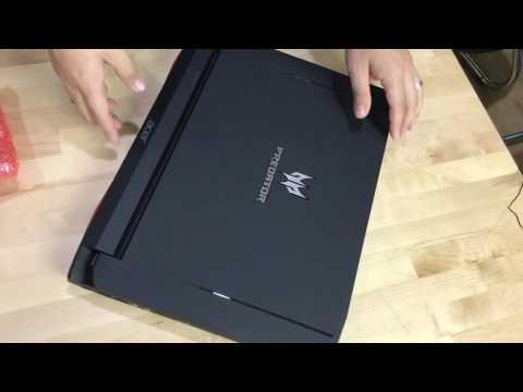 แกะกล่องของเทพพรีวิว Predator G9 - Gaming Notebook ที่เล่นเกมอะไรก็ลื่น