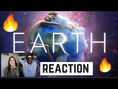 Girlfriend reacts to Lil Dicky - Earth (Official Music Video)(Reaction)