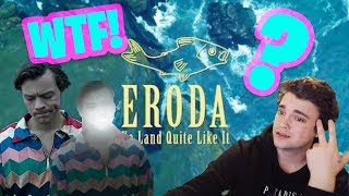 Harry Styles Is LITERALLY SHINNING! - 'Adore You'(Eroda) *REACTION*