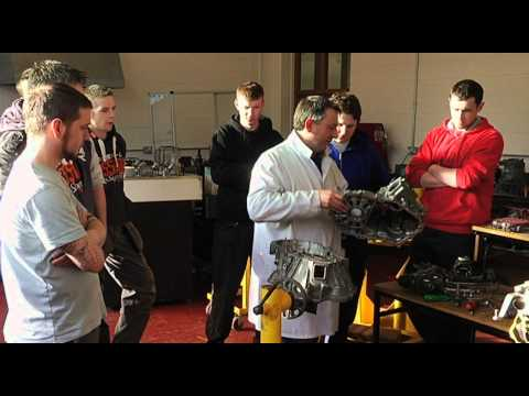 CR046 Automotive Technology and Management - Cork Institute of Technology - CIT