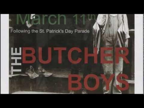 The Butcher Boys and Cheetah Chrome - I'll Tell Me Ma