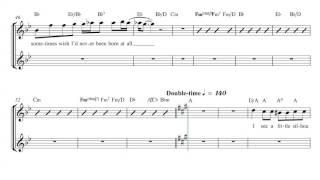 Bosun Bill - Sea of Thieves (Free Sheet Music) - Most