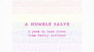A Humble Salve