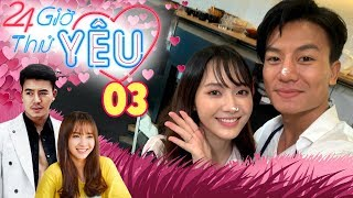24H OF TRIAL LOVE EPISODE 3 FULL| Hieu Nguyen wants to take off JangMi's jacket