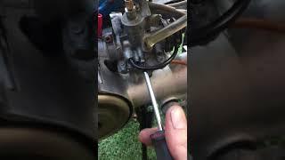 yamaha qt50 carburetor adjustment - मुफ्त ऑनलाइन
