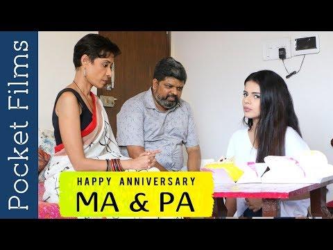 Happy Anniversary Ma & Pa - A Silent Short Film ft. Jigyasa Singh, Aradhana Uppal