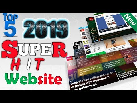 5 Most Useful Websites on the Internet || 5 Incredibly Useful Websites You Wish You Knew Earlie