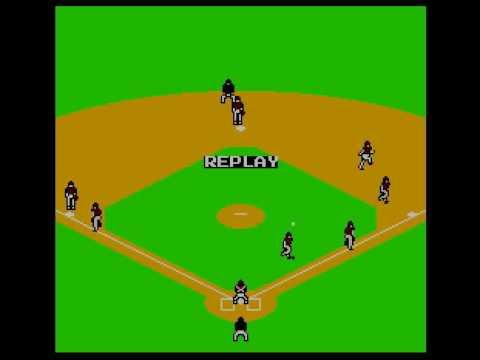 rbi baseball 3 nes play