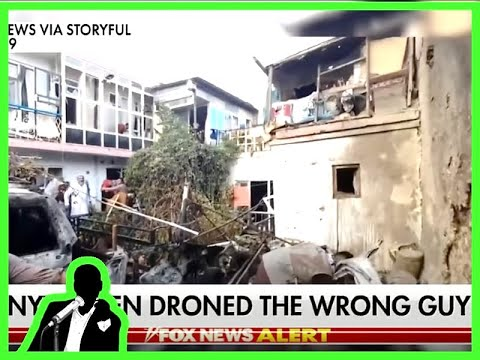 Fox News Pretends To Care About Drone Strike Victims