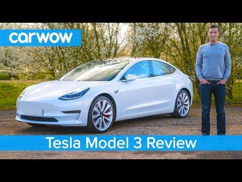 carwow 테슬라 Model 3