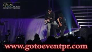 """Chayanne - Concierto en Puerto Rico - """"No Hay Imposibles Tour 2011"""""""