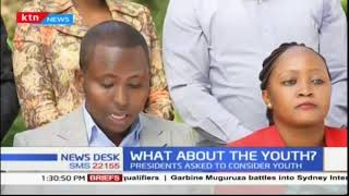 Youth Professionals of Kenya call on President Uhuru Kenyatta to appoint youths in the cabinet