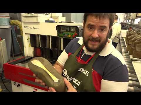 Cómo se fabrican las botas de caza Chiruca