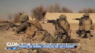 REBOOT All-women Veteran Workshop