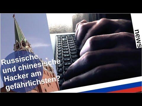 Russische und chinesische Hacker am gefährlichsten? [Video]
