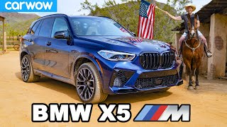 BMW X5M Review - Will It Pass My 7 USA Challenges?