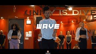 Meghan Trainor   Wave Ft. Mike Sabath | Hamilton Evans Choreography