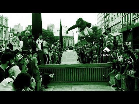 Emerica: Wild In The Streets - Buenos Aires, Argentina