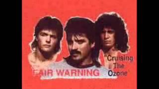 Fair Warning(USA) - Jealous Fool.wmv