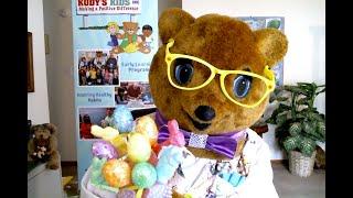 Kodys Book Of The Month | Easter Crafts | Kodyobear.com